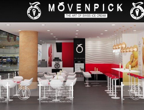Movenpick Store at Mall of India (2)