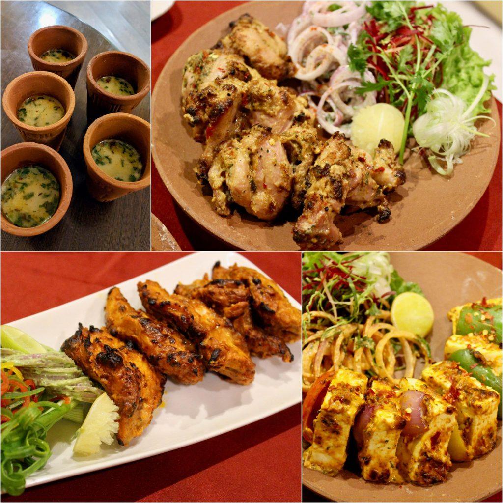 Collage_Dinner