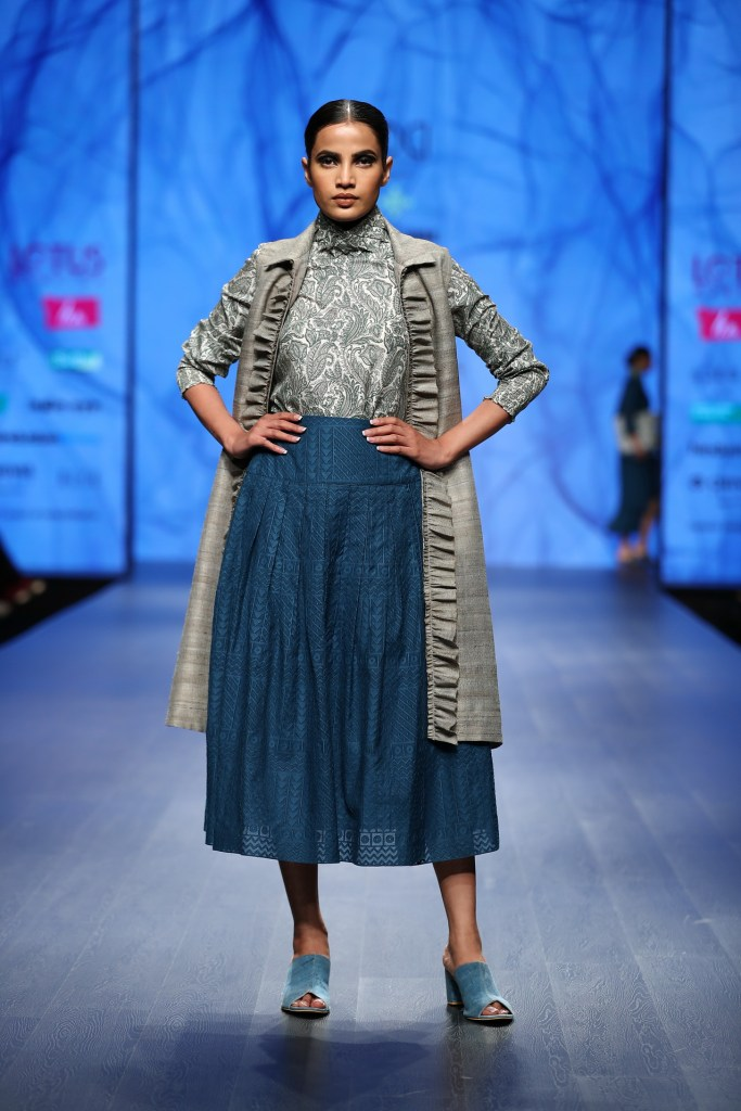 Collection by Designer Pallavi Singh at LMIFW AW 19 (2)