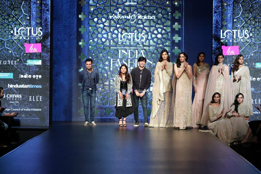 Collection by Rabani & Rakha @ FDCI LMIFW AW19 (4)