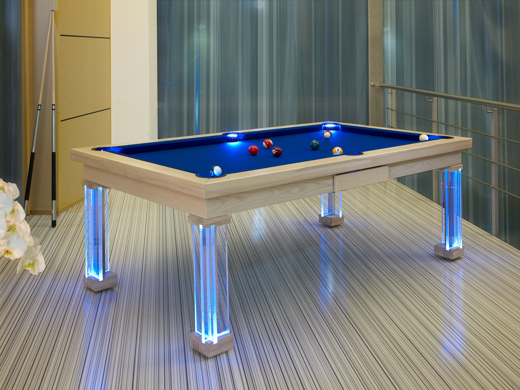 Cuanto Mide Una Mesa De Billar Stained Dining Room Pool Tables By Generation Chic Pool