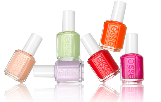 Essie Navigate Her Collection For Spring 2012