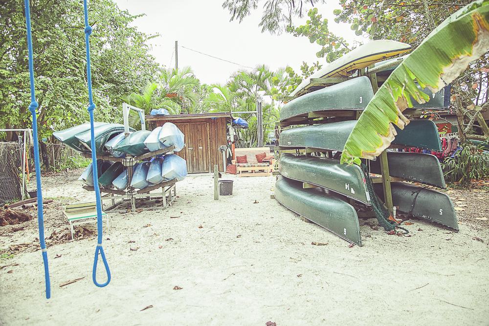 Everglades International Hostel ophion