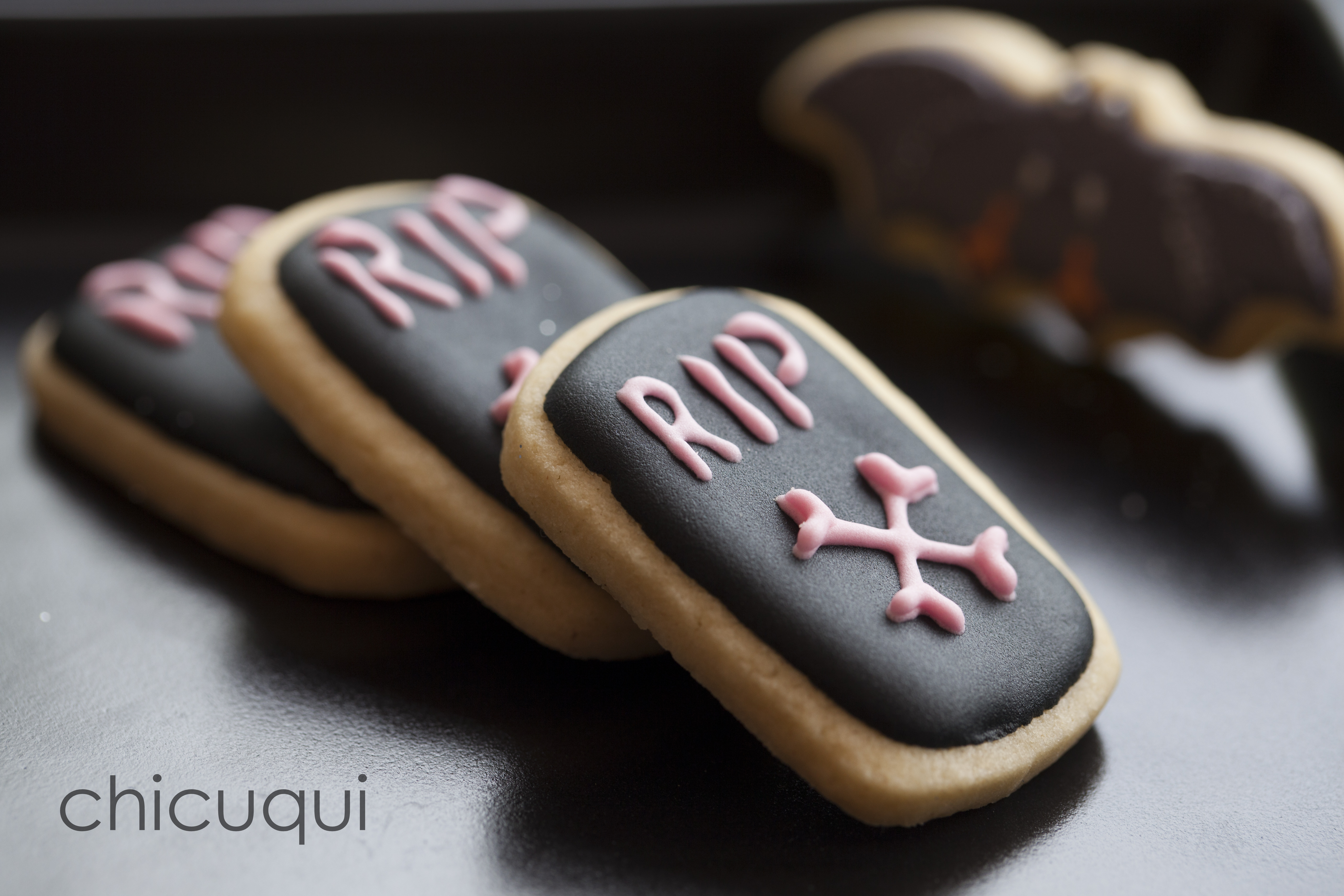 Galletas Decoradas Hallowen Halloween 13 Chicuqui