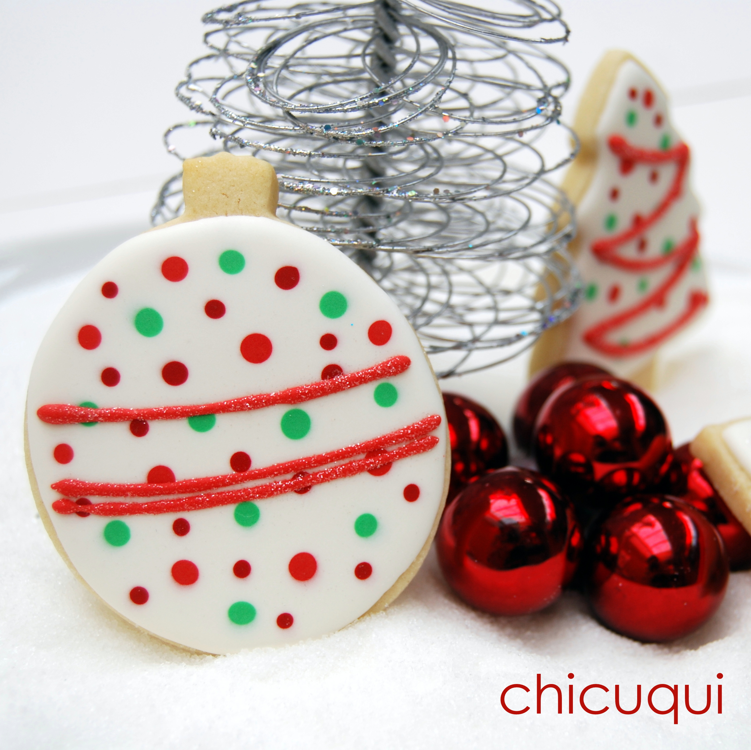 Tutorial De Galletas Decoradas Con Glasa Galletas Decoradas Navideñas: Una Alternativa A Los