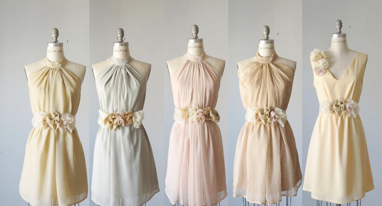 vintage bridesmaid dresses etsy etsy wedding dresses Vintage Bridesmaid Dresses Etsy 30