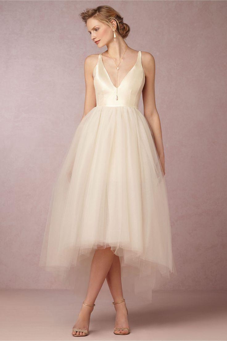 wedding dresses under short tulle wedding dress Short Wedding Dress