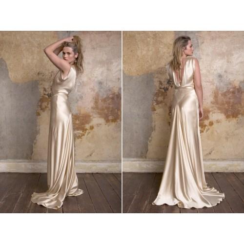 Medium Crop Of Art Deco Wedding Dress