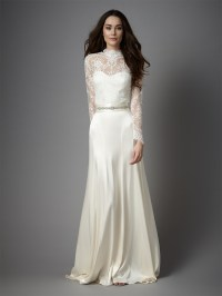 30 of the Most Beautiful Long Sleeve Wedding Dresses for ...