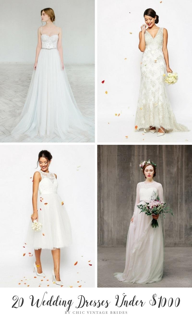 20 beautiful wedding dresses under wedding dress under 20 Wedding Dresses Under