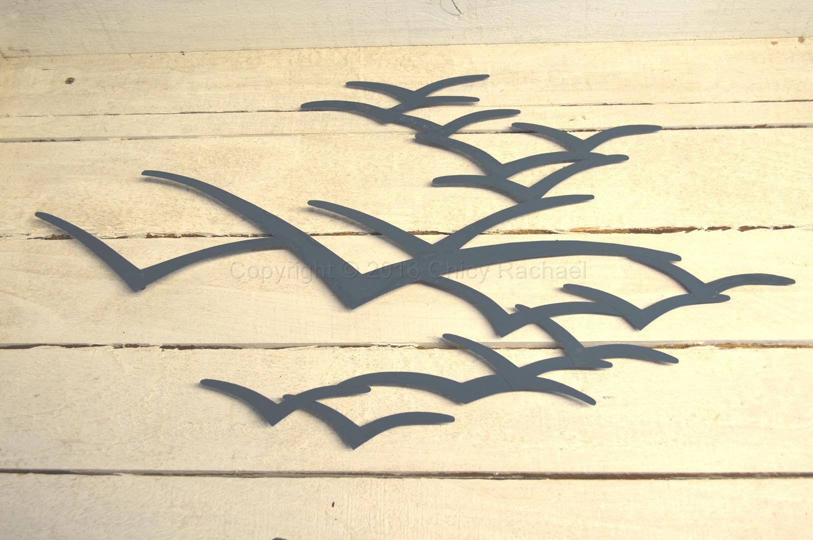 Beach Metal Wall Art - Elitflat