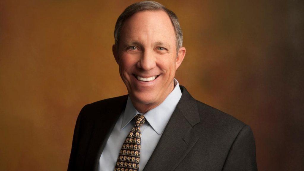Navy Federal Credit Union CEO Cutler Dawson Talks Leadership