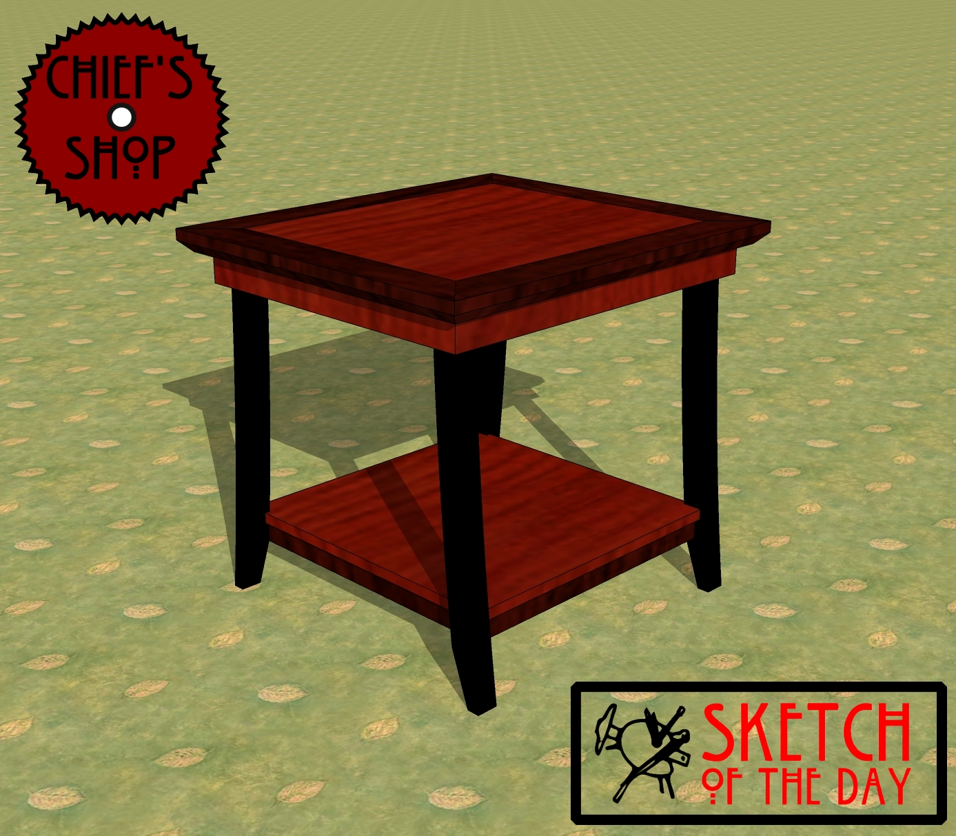 Diy End Tables Plans Plans End Table Free Craftsman Style Furniture Plans Diy