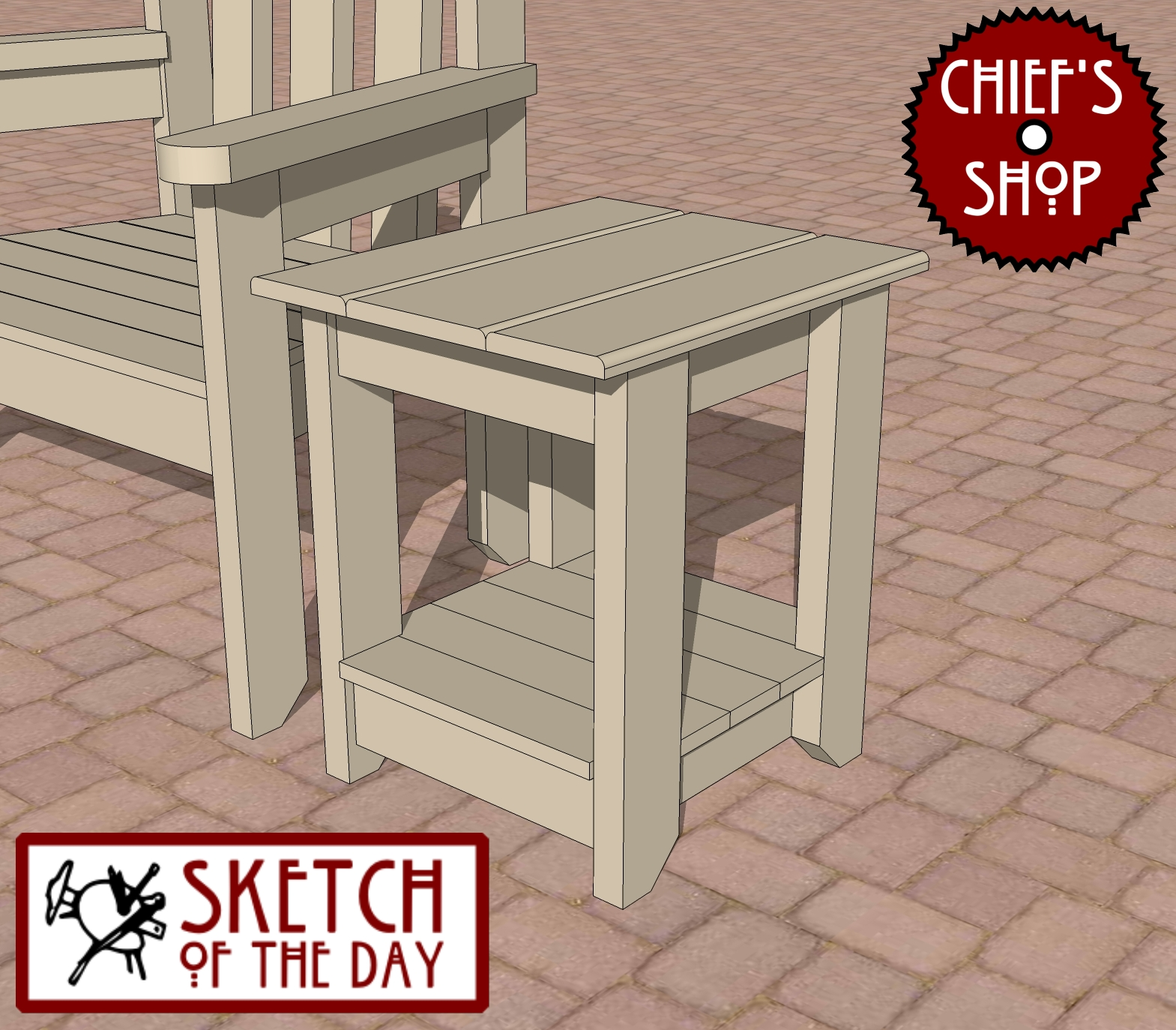 Diy End Tables Plans Free Chair Side Table Plans Plans Diy Free Download Shoe
