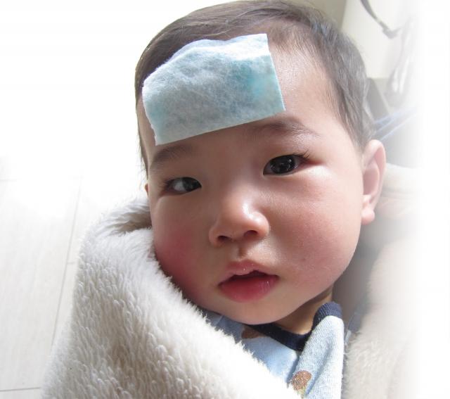 赤ちゃん 突発性発疹 熱痙攣