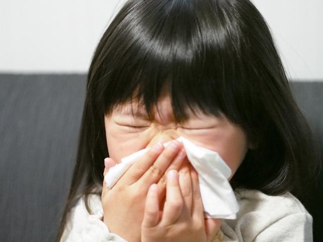 風邪 くしゃみ 鼻水