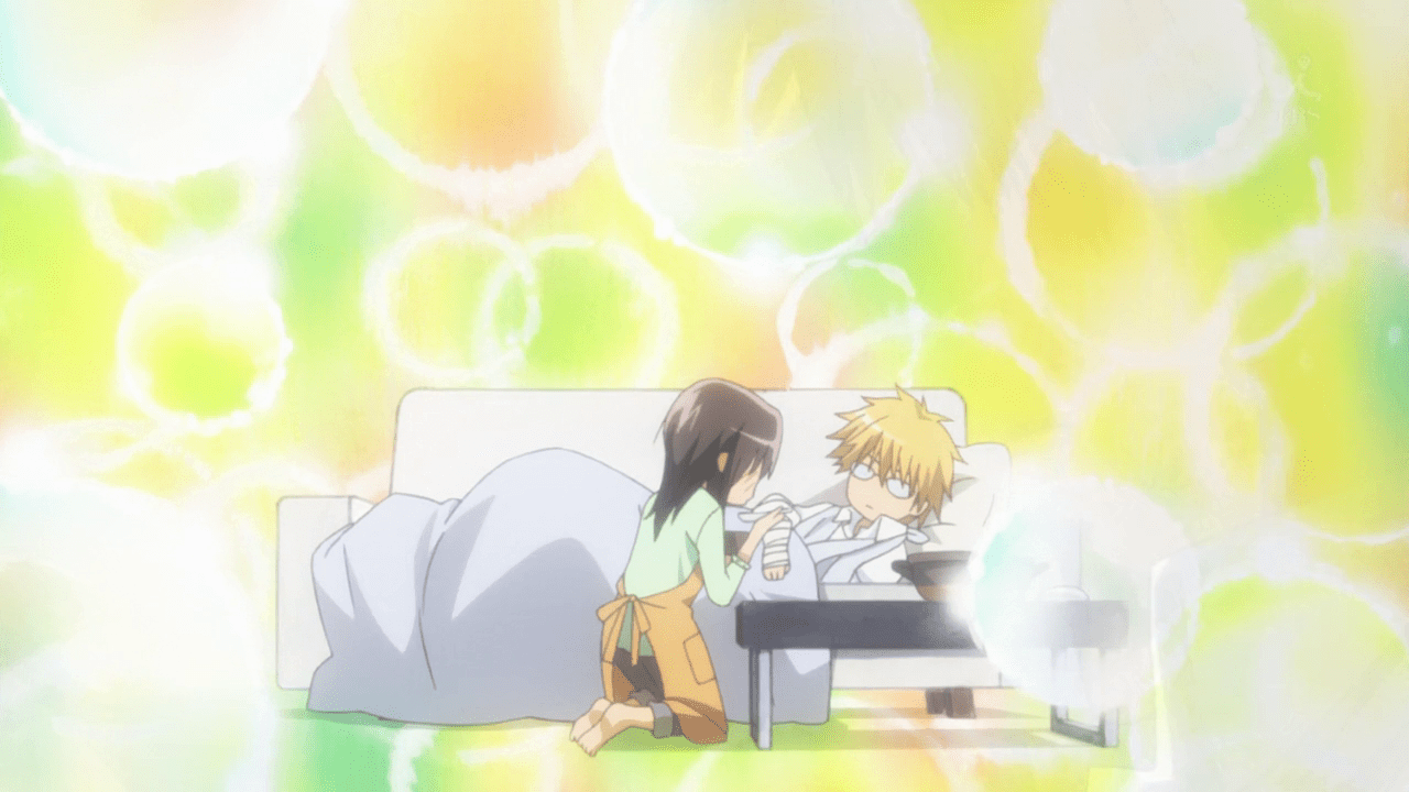 Kawaii Wallpapers Cute Kaichou Wa Maid Sama Episode 19 The Moment Of Truth