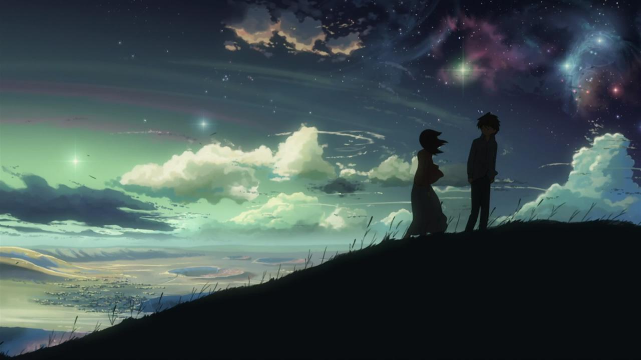 Anime Romance Wallpaper 5 Centimeters Per Second Final Review Chikorita157 S