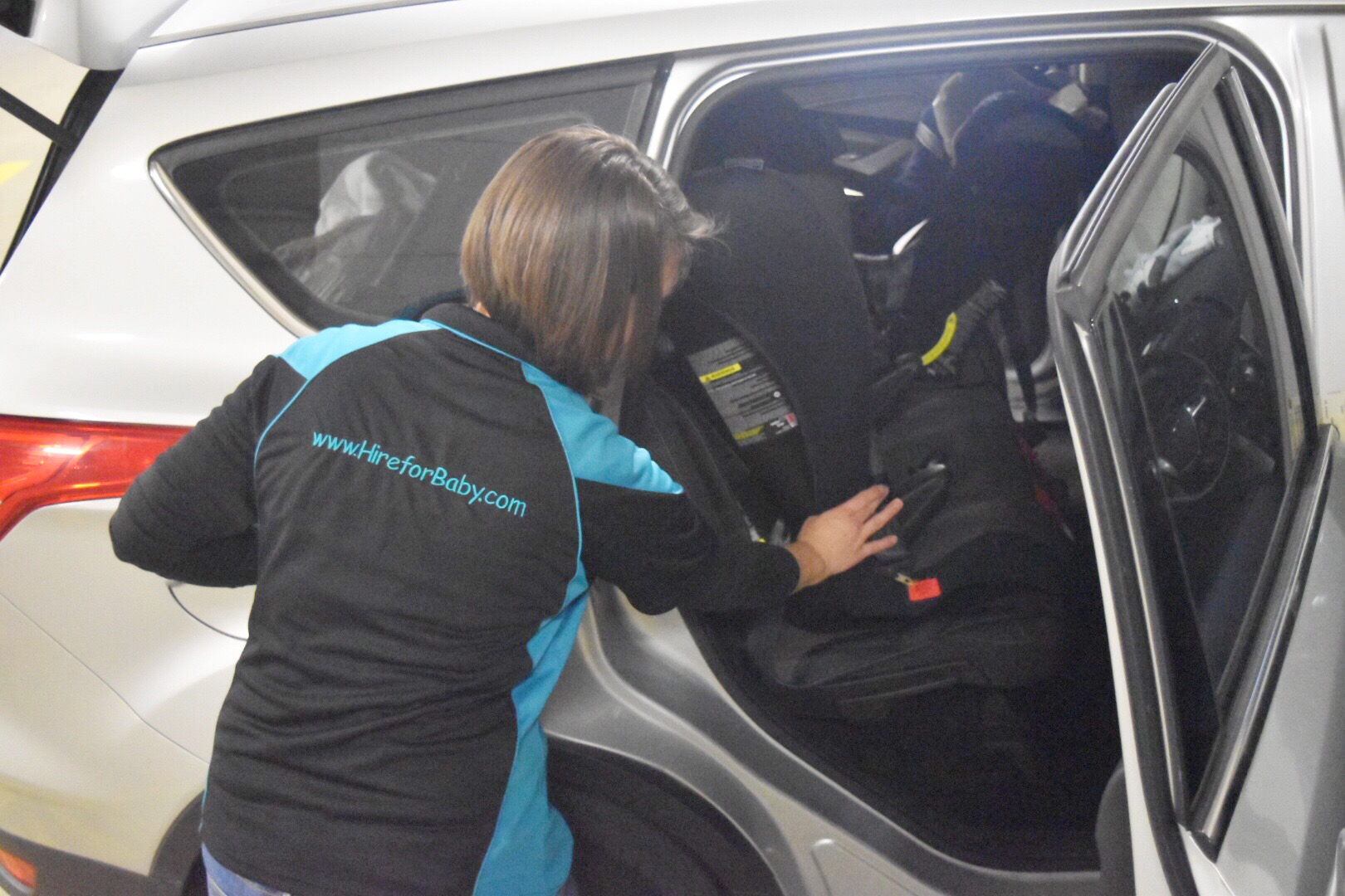 Baby Car Seat Fitting Service Review Of Hire For Baby Restraint Fitting Service Child