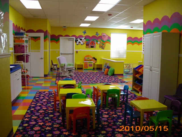 modern home design Daycare Decorating Ideas