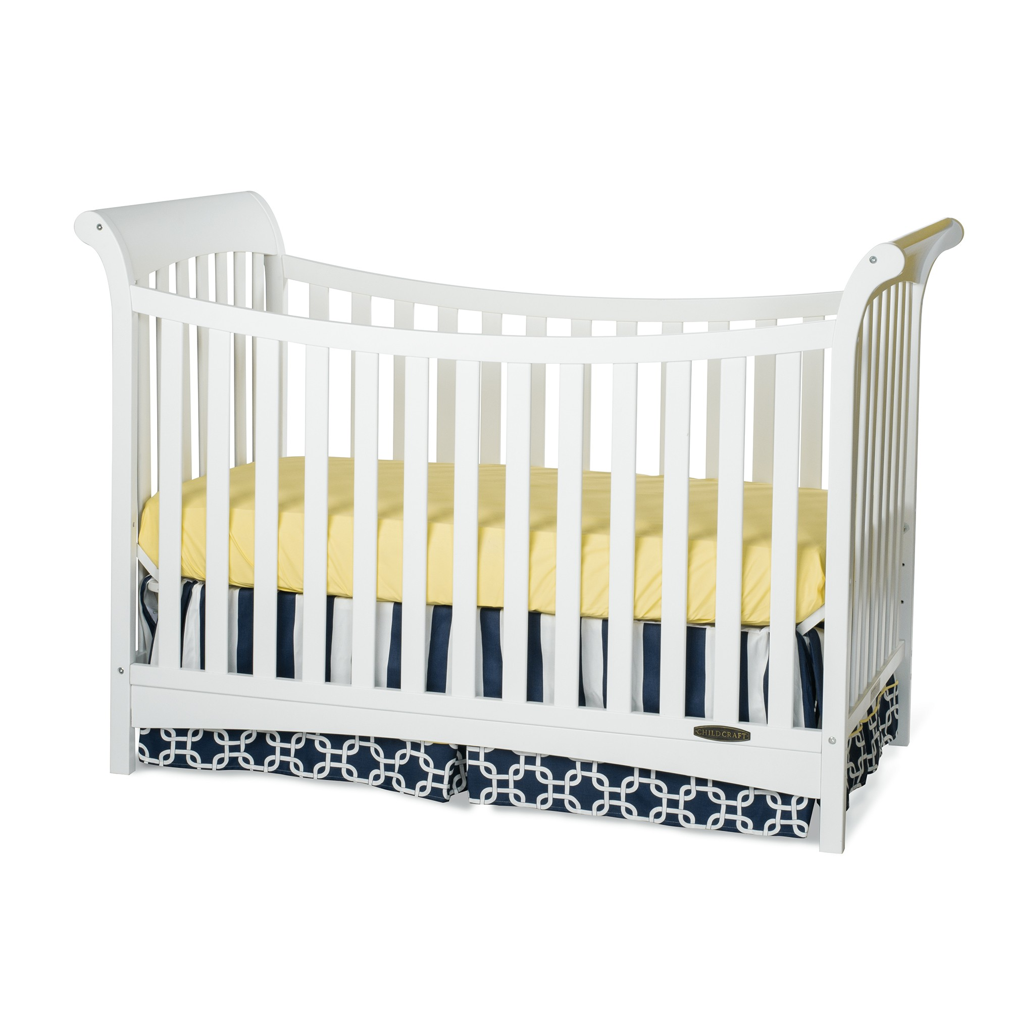 Crib Guard Rail Coventry 3 In 1 Traditional Crib