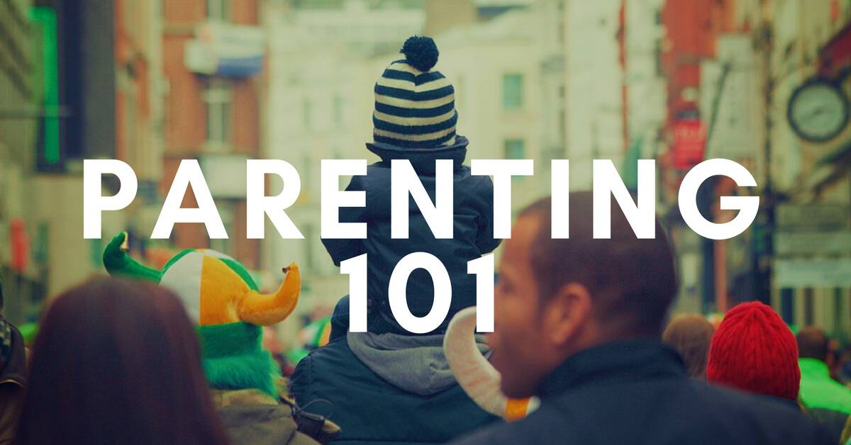 Parenting 101- Develop Effective Parenting Skills  Become A Better