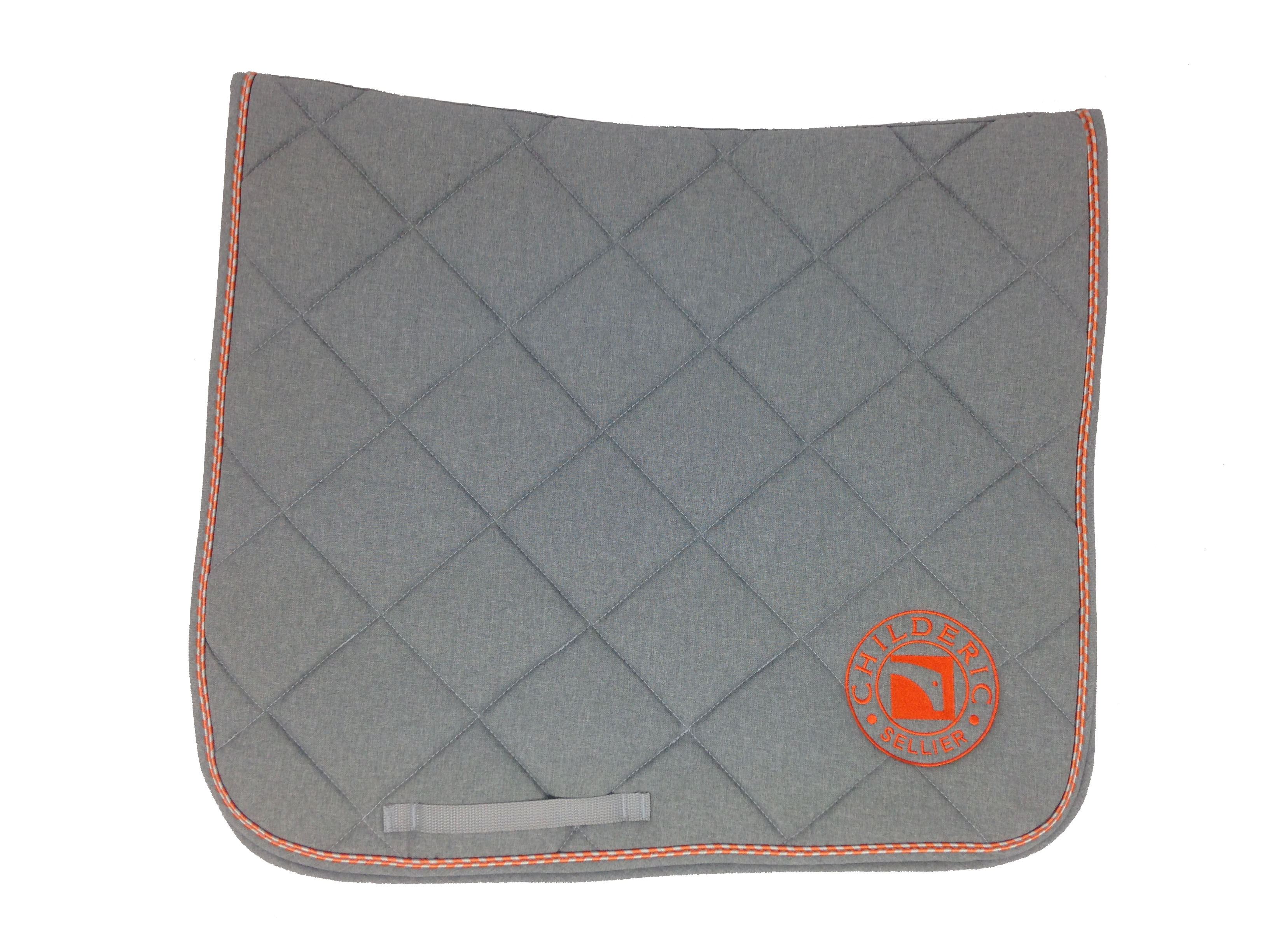 Tapis Orange Et Gris Childeric Tapis Dressage Gris Orange Copie Childéric Sellier