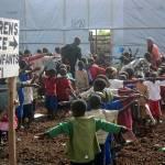 Centre Kibati de CV à Goma