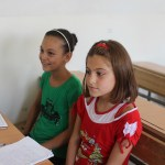 UNICEF school clubs help Syrian children catch up during summer break