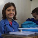 New supplies bring hope to Syrian schools