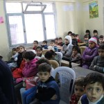 A tale of two schools where Syrian volunteer teachers are determined to educate the next generation