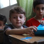 Summer Clubs in Aleppo Help Children Catch Up on Education