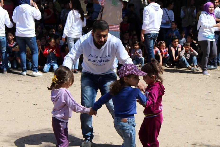 ©UNICEF/ Syria 2016/ Al- Bustan NGO.