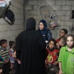 Saving Lives: Delivering Humanitarian Assistance to Rural Homs