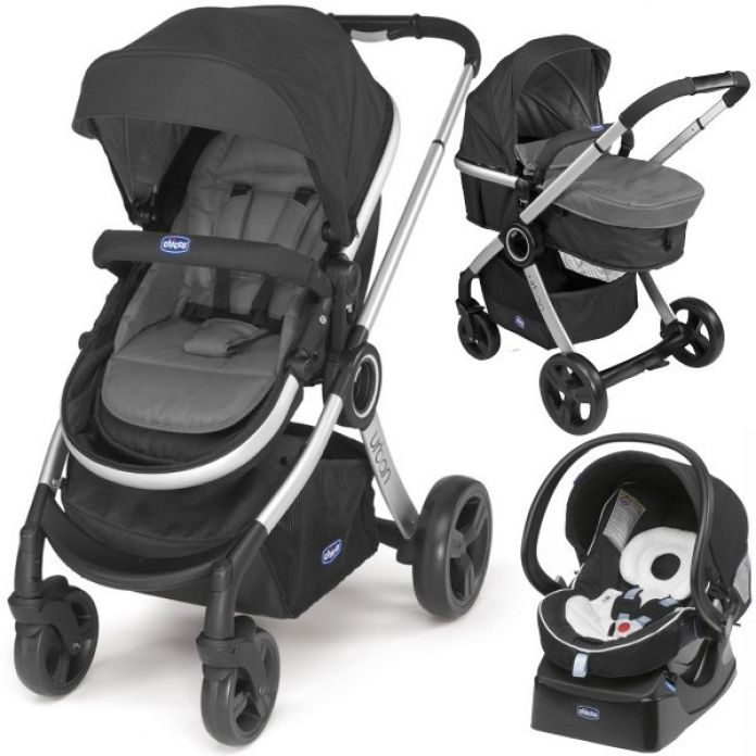 Silla De Paseo Reversible Chicco Children's - Chicco Cochecito Urban Duo Travel System