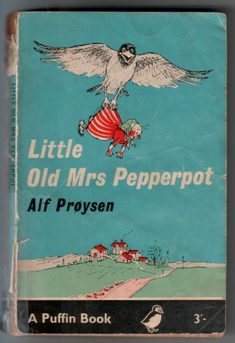 Keyword Little Old Mrs Pepperpot By Alf Proysen Children S