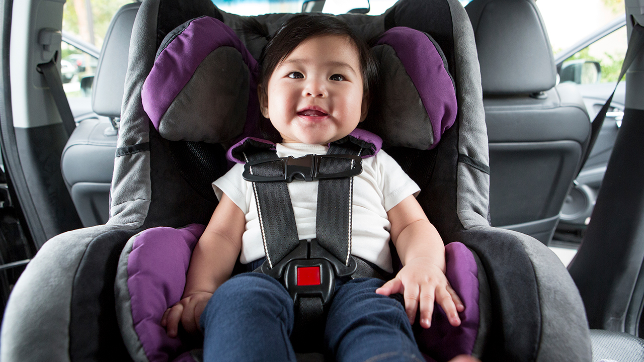 Newborn Car Seat Set Up Car Seat Safety Tips Children S Hospital Colorado