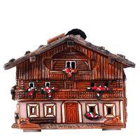 Rucherhaus aus Ton, Haus in den Alpen - Das beste von ...