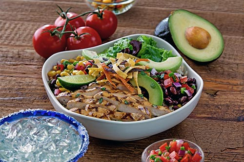Margarita Chicken Fresh Mex Bowl