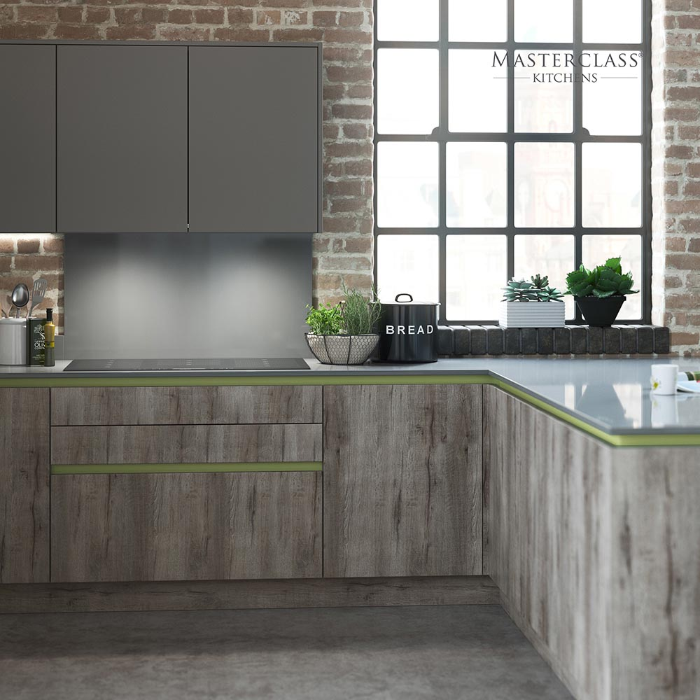 Mix And Match Deco Hampton H Line Chilli Kitchens