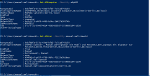 Windows 10 Powershell RSAT 7