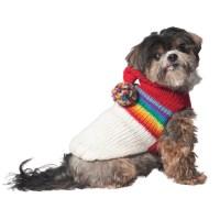 Vintage Ski Hoodie - Chilly Dog Sweaters