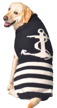 Sailor Dog Sweater - Chilly Dog Sweaters