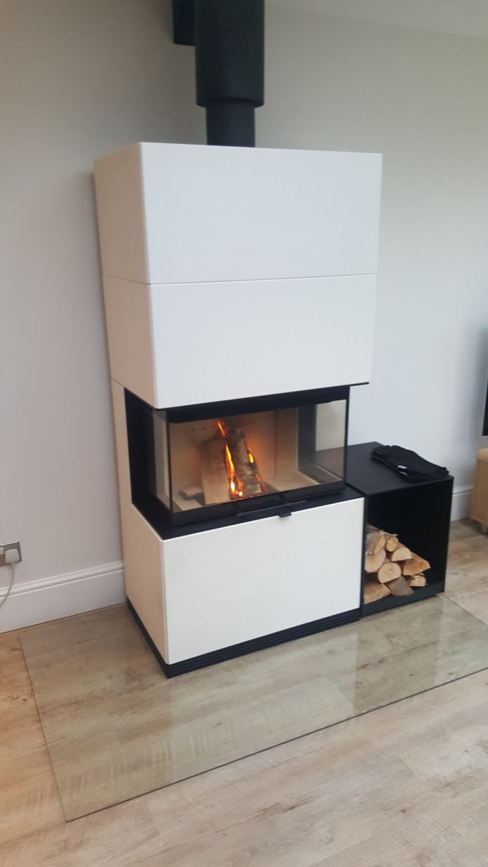 Contura I51 Chim Chimney Sweeps Photo Gallery Of Installed Stoves Kent