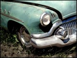"""52 Buick Special"" by Mike Hamblin at the Chimera Gallery,Mullingar,Co Westmeath, Ireland."