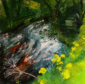 "'River at Ballinglen"" by Neal Greig"