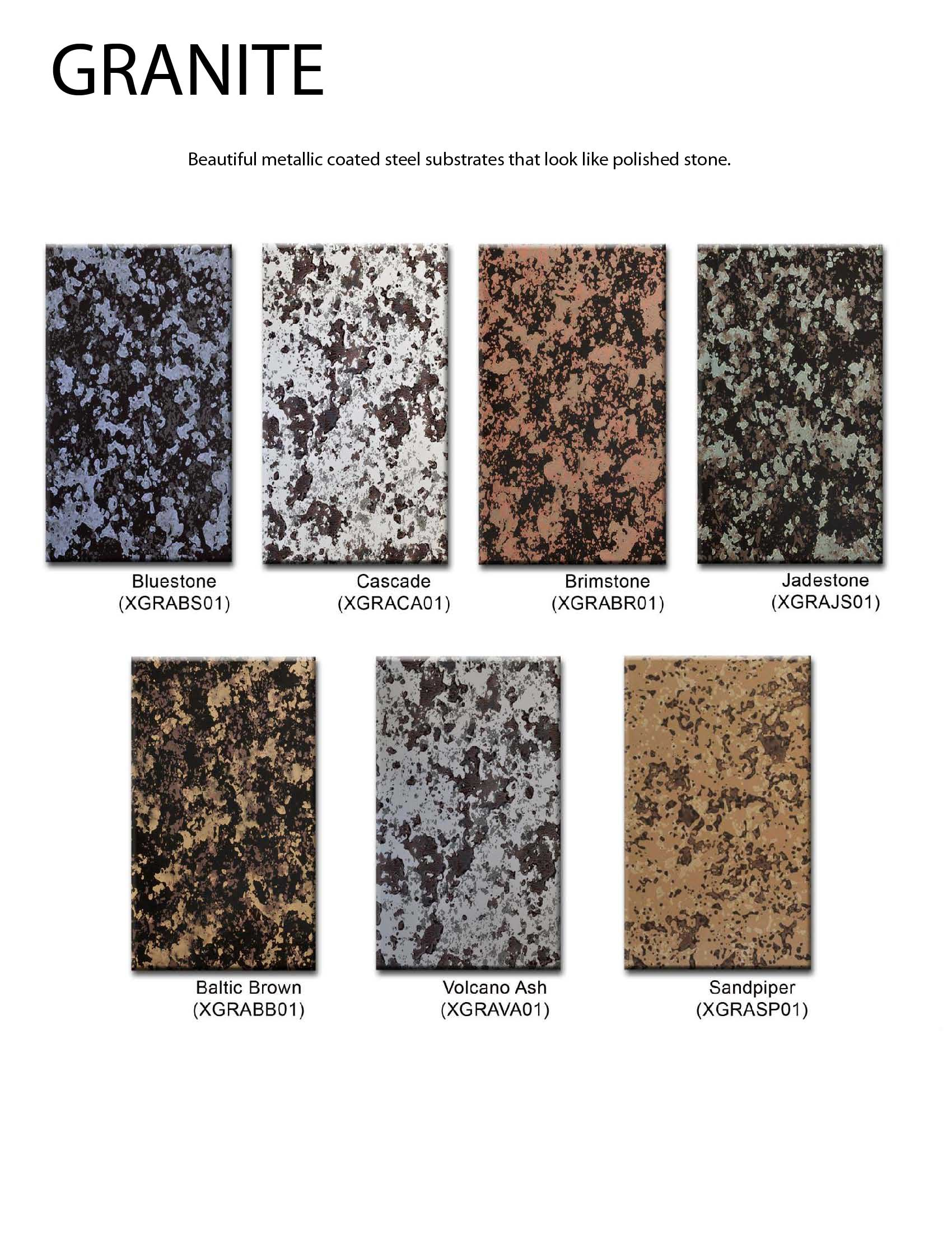 Template For Granite Countertops Chimney King Color Charts