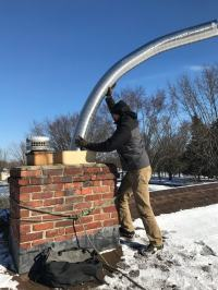 Steel Chimney Liners- Chimney Relining - Indianapolis IN