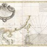 Bonne Map of Tonkin (Vietnam) China, Formosa (Taiwan) and Luzon (Philippines)