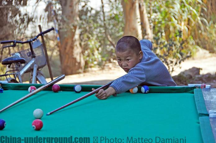 Chinese snooker